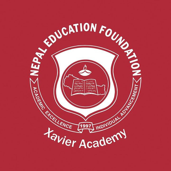 Xaviers Academy Science College logo