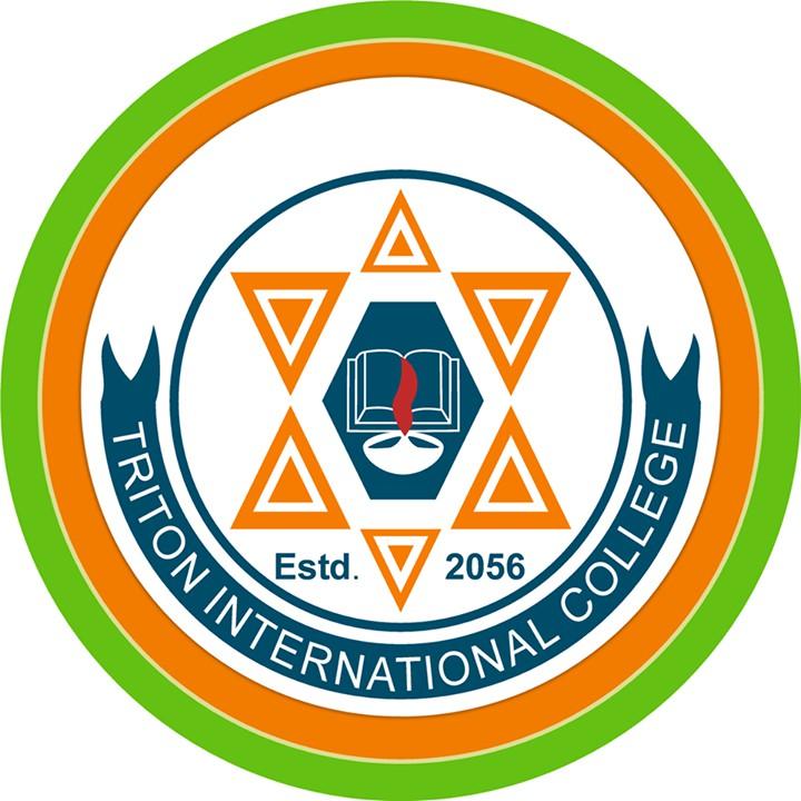 Triton International College logo